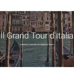 """""""GRAND TOUR D'ITALIA: CELEBRARE IL PASSATO PER DEFINIRE IL FUTURO"""" DI GOOGLE."""