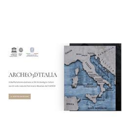 ARCHEO3D'ITALIA